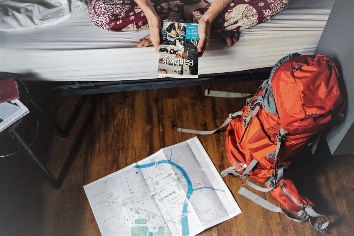 Travel Checklist - What to Pack