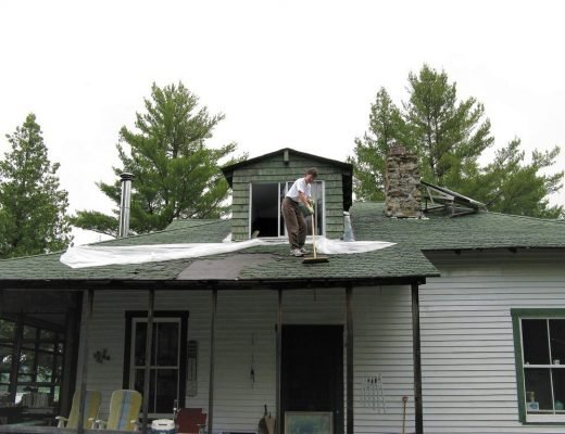DIY - How to Paint Your Rooftop