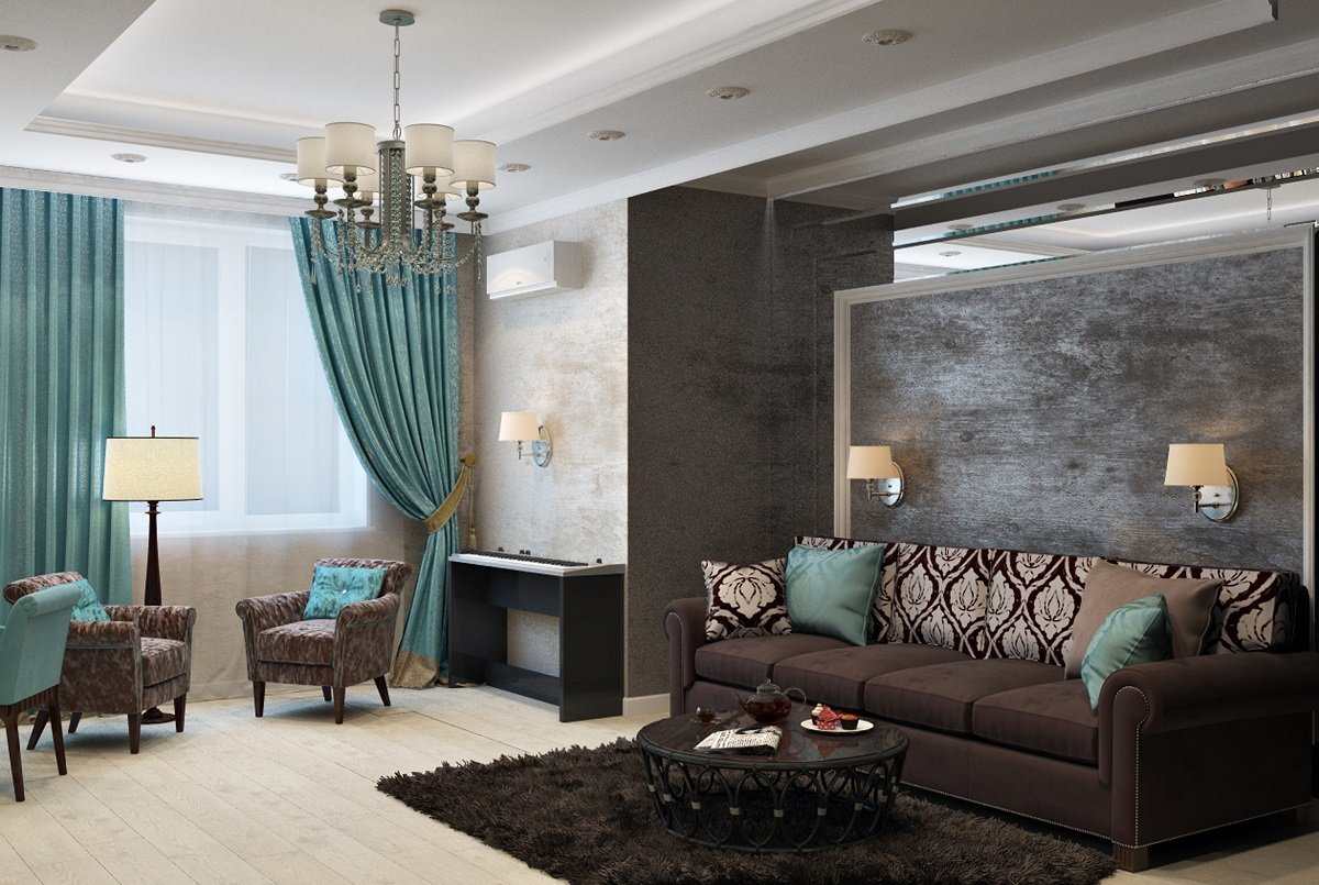 Comfortable Chairs and Chandeliers