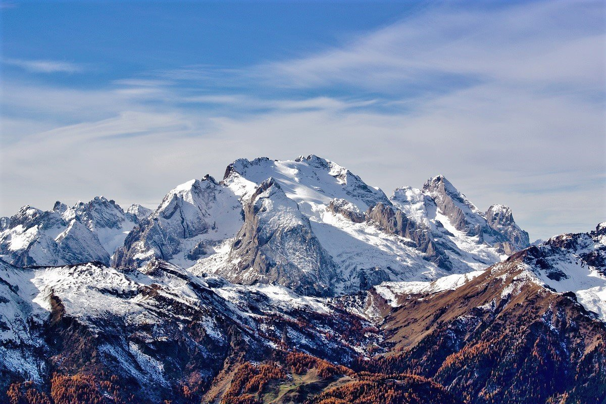 Visiting the Alps in Autumn and Winter