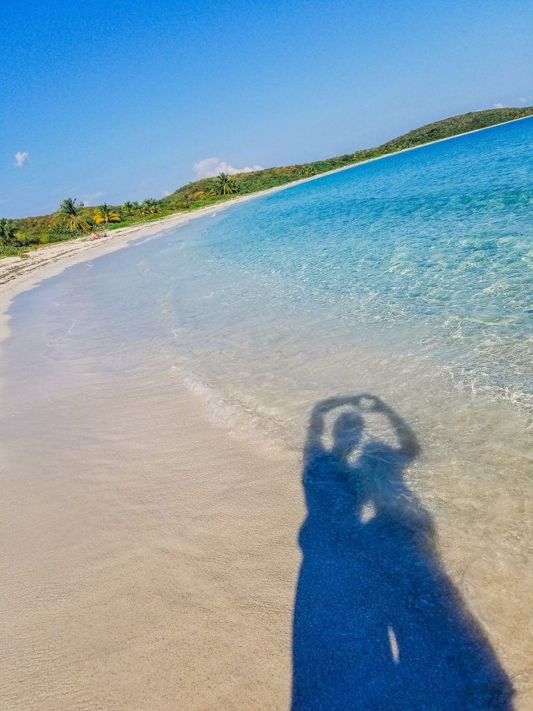 Sandy Beaches and Blue Waters in Puerto Rico
