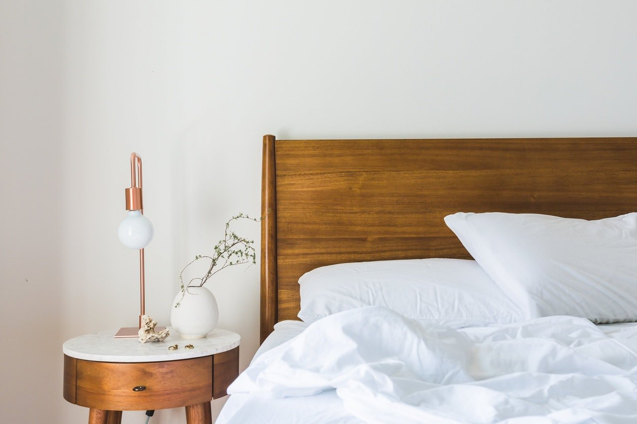 How to Turn Your Bedroom into a Chic Calming Retreat