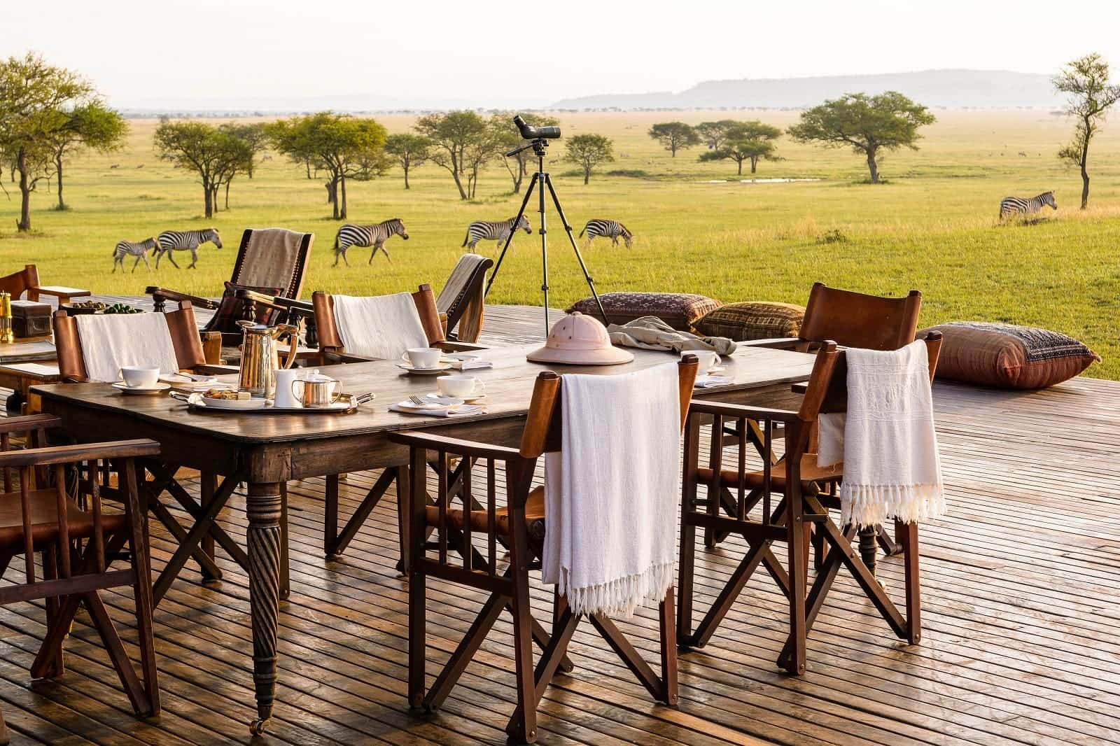 Luxury Tented Camps in South Africa - Glamping
