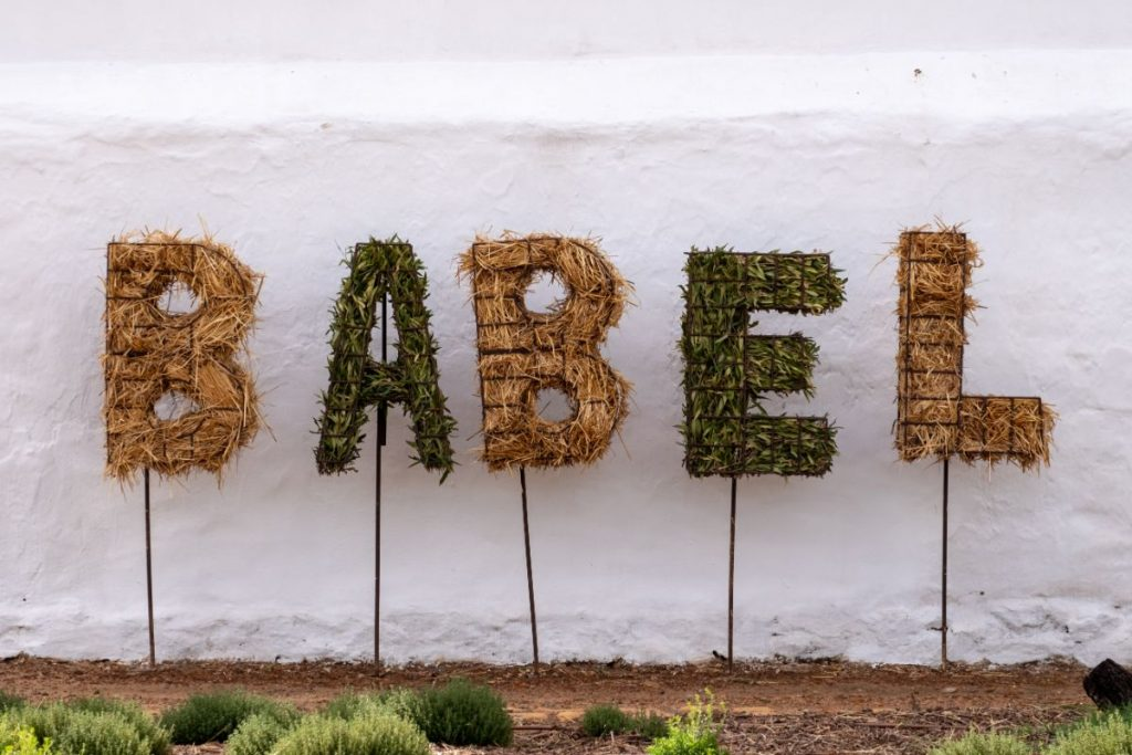 Babylonstoren is the perfect wine farm to spend the day at with your partner